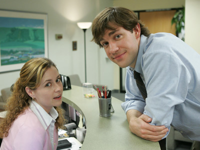 Escaping the friendzone: I am Pam, writing is Jim Halpert.